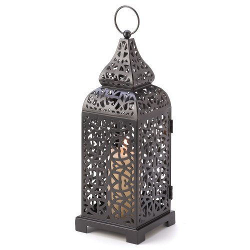 Gifts & Decor Moroccan Temple Tower Cand