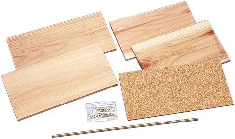 サンモク 選んで作れる木工キット 融合 スギラック 0303940
