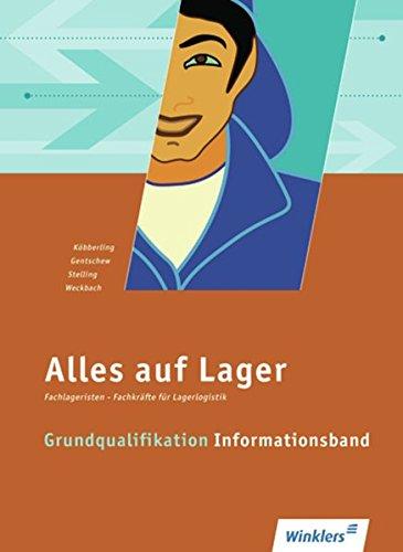 auf Lager: Grundqualifikation - Informationsband: Schülerband