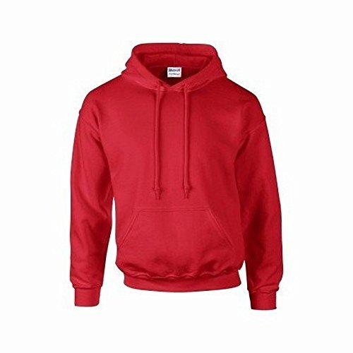 Sudadera Capucha colores De Unisex Modelo Gildan Gruesa Cardinal Dryblend Heavyweight Con 13 Rojo 4qUwTF