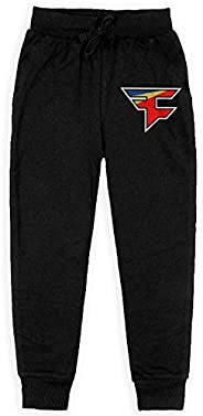 FA_ze Poster Cl_an Jogger Sweatpants Sports Pants 3D Printing Sweatpants Trousers for Boys