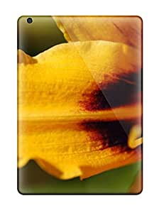 Top Quality Case Cover For Ipad Air Case With Nice 10p Flower Appearance
