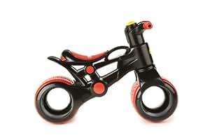 PlasmaBike Ride On Toy - Black
