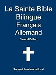 La Sainte Bible Bilingue Français Allemand