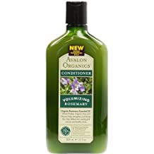 x Avalon Organics Volumizing Conditioner with Wheat Protein and Babassu Oil Rosemary - 11 fl oz by Avalon