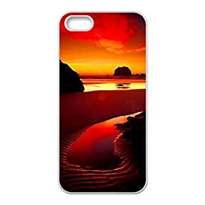Cool Painting Nature Classic Personalized Phone Case for Iphone 5,5S,custom cover case case-315979