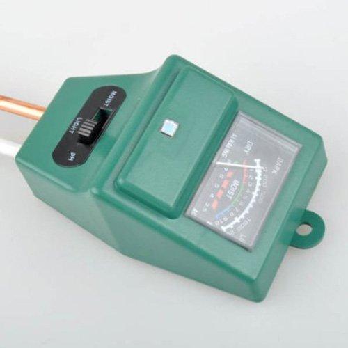 Analizadores sonda de humedad del suelo medidor de PH: Amazon.es: Electrónica