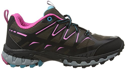 KarrimorXterrain - Zapatos de Low Rise Senderismo mujer Negro - Black (Blk)