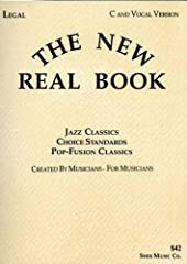 The new standard in jazz fake books since 1988. Endorsed by McCoy Tyner, Ron Carter, Dave Liebman, and many more. Evenly divided between standards, jazz classics and pop-fusion hits, this is the all-purpose book for jazz gigs, weddings, jam s...