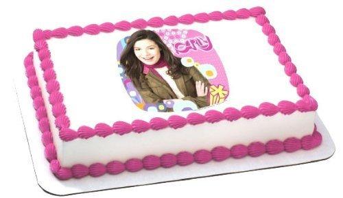 Amazon ICarly Birthday Cake Decoration
