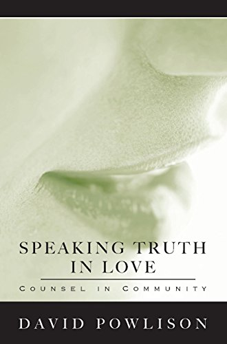 Speaking Truth in Love: Counsel in Community cover