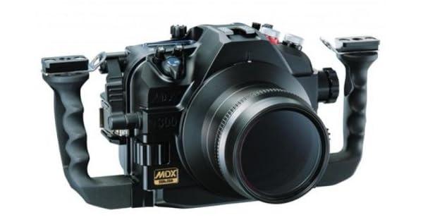 Amazon.com: Sea & Sea carcasa submarina para cámara mdx-d300 ...
