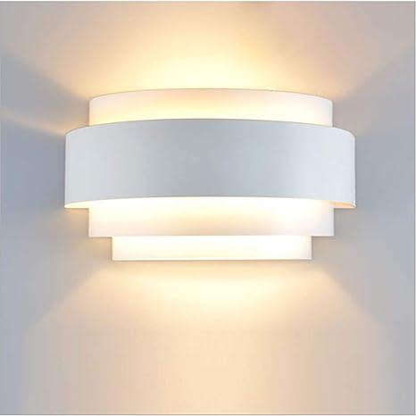 Amazon.com : LJNYF Modern Curved Wall Lamp, Modern LED Wall ...