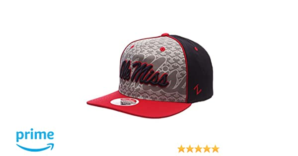 7ff46c183 where to buy ole miss rebels zephyr ncaa reflector snapback cap ...