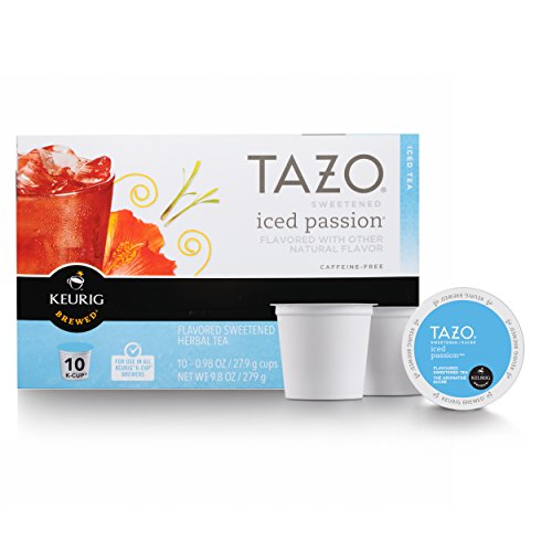 Top 2 recommendation tazo passion tea kuerig k cups 2020