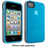 Belkin Grip Candy Sheer Case for Apple iPhone 4 and 4S Gravel Reflection