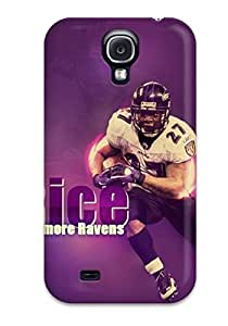New Diy Design Ray Rice For Galaxy S4 Cases Comfortable For Lovers And Friends For Christmas Gifts