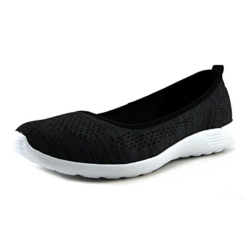 Negro 8 Mujer Stardust Skechers Follow Me Planos Zapatos US 5 HqwR60