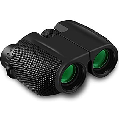 Binoculars for Kids with Night Vision Leupold Compact Binoculars 10x25 for Hunting Outdoor Sports Games Bird Watching