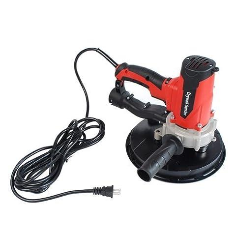ALEKO 705A Electric Variable Speed Drywall Vacuum Sander (Dust Free Drywall Sander)