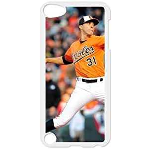 MLB IPod Touch 5 White Baltimore Orioles cell phone cases&Gift Holiday&Christmas Gifts NADL7B8826199
