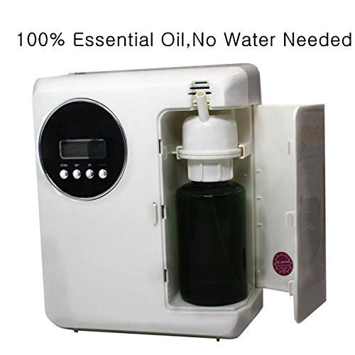 Kevinleo Scent Air Machine Aroma,Video Operation,Waterless,Flexible Work Time(Monday-Sunday),12V USA Plug,150ml Refill Bottle,Stand on Table or Mount on Wall,Fragrance Air Dispenser at Hotel SPA KTV by Kevinleo (Image #3)
