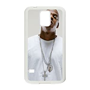 Jay-Z Samsung Galaxy S5 Cell Phone Case White Q1T0WS