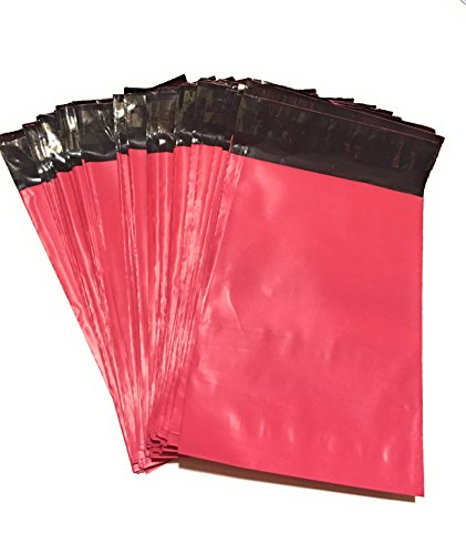 5 7 Self Seal Poly Mailers Envelopes Small Shipping Bags 100 Pink Mailers