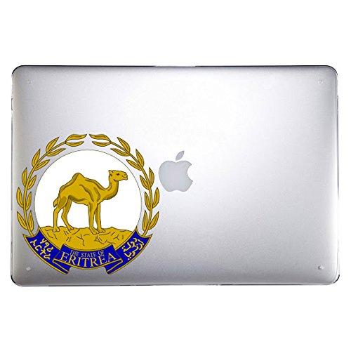 (Eritrea's coat of arms Vinyl decal Wall Car Laptop, 72)