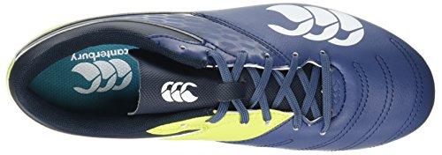0 2 Da nbsp;scarpa Uomo vintage Canterbury Grigio Indigo Phoenix Rugby ATISntBxW