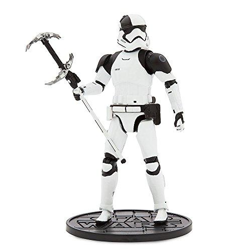 Star Wars First Order Judicial Stormtrooper Elite Series Die