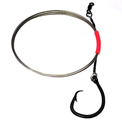 Shark Rig - 270# Cable 16/0 Circle Hook