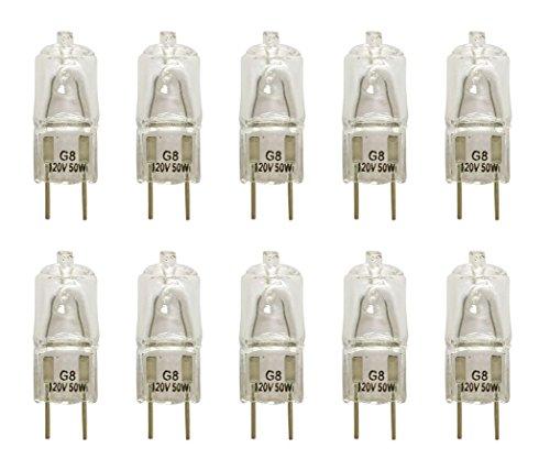 50w G8 Halogen Bulb - 1