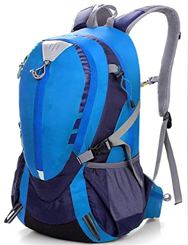 Lastaioli Backpack Outdoor Hiking Sports Leisure Waterproof Men And Women Riding Bag Backpack Student Bag