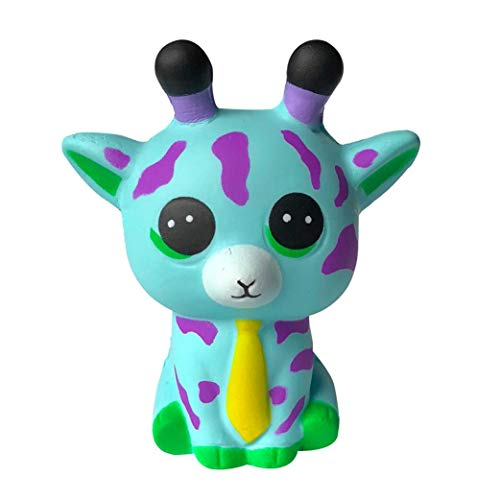 Hello Telephone Kitty (Unpara Kawaii Spotted Deer Squeeze Stress Toy Reliever Slow Rising Cream Scented Charm Toy (Mint Green))