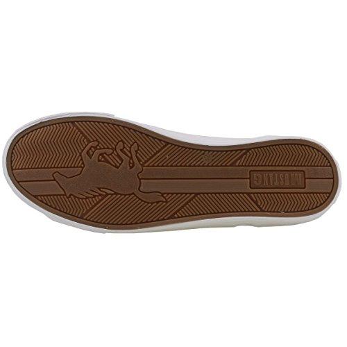 4127 Sneaker Herren Petrol Blau 810 302 810 Mustang BxR5w5