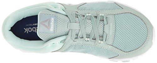 Women's Seaside Trainette Mist 9 MT Yourflex Grey Trainer 0 Pure Cross Silver White Shoe Reebok Grey pSwadp