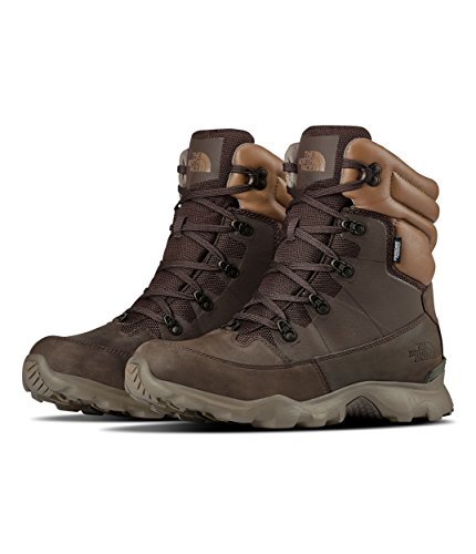 - The North Face Men's Thermoball¿ Lifty Chocolate Brown/Cargo Khaki 9 D US
