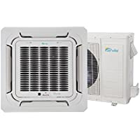 Senville SENA-12IC-Z 12000 BTU Ductless Ceiling Air Conditioner and Heat Pump