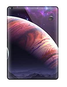New Premium Flip Cases Covers Fantasy Outer Space Skin Cases For Ipad Air