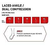 McDavid 195 Ankle Brace with Stabilizer Straps