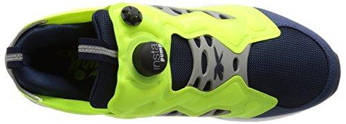 Reebok Instapump Fury Road Unisex Turnschuhe / Schuhe Gelb