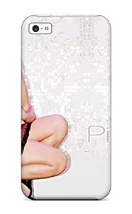 First-class Case Cover For Iphone 5c Dual Protection Cover Pixie Lott 2
