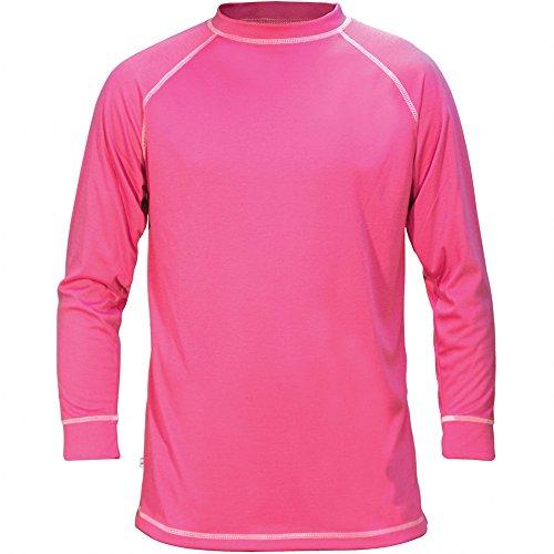 Manbi Supatherm para camisas de mujer y de aislamiento térmico Mens fucsia