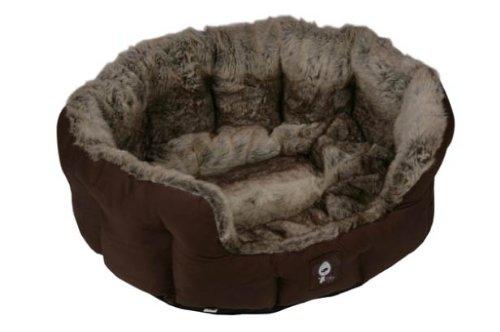 (YAP Dog) Lyon Oval Dog Bed 22inch (Lyon Bed)