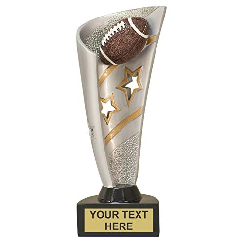 Create Your Own Fantasy Football Trophy - Include Custom Engraving, 8.5
