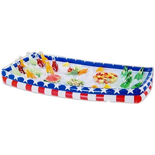 Stars & Stripes Inflatable Buffet