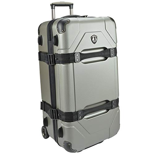 Travelers Choice Maxporter 28 Rolling Trunk Luggage