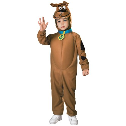 Daphne Halloween Costumes Scooby Doo (Scooby-Doo Child's Scooby Costume, Small)