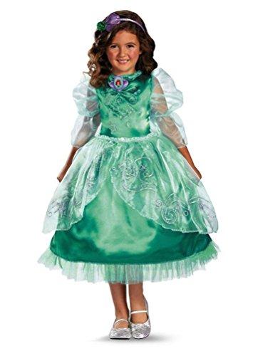 Ariel Sparkle Kids Costume